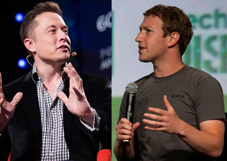 Elon Musk Says Mark Zuckerberg's Understanding of AI Is 'Limited'