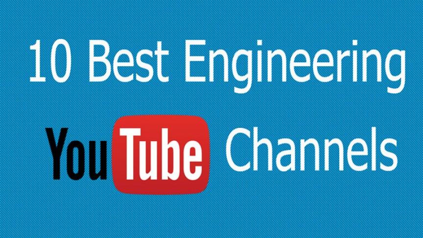 10 Best Engineering YouTube Channels
