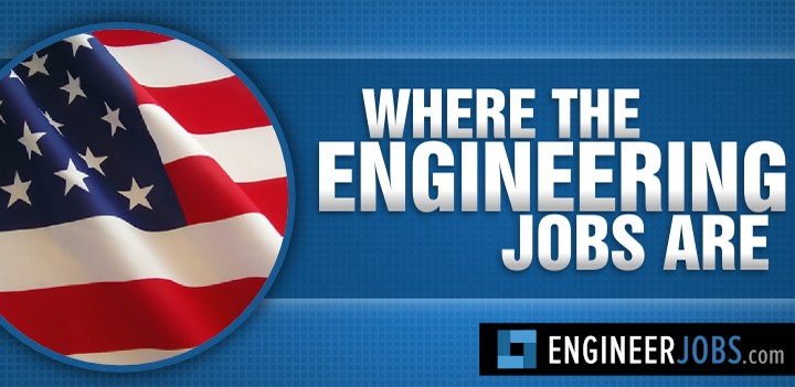 Where the Engineering Jobs Are