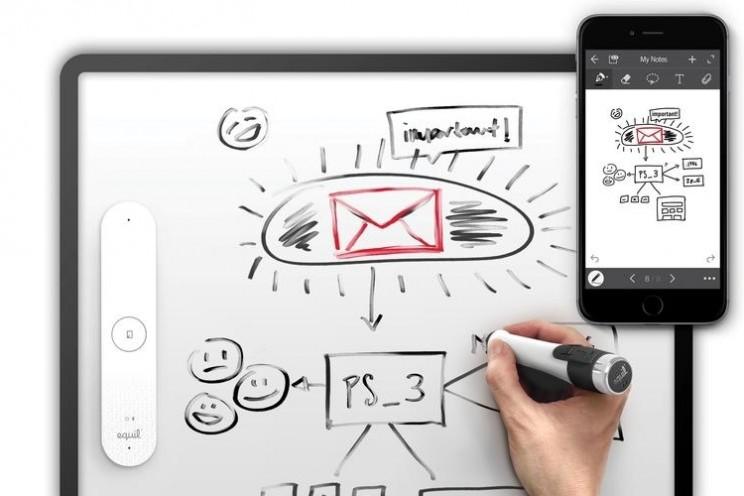 Equil Smartmarker Dry-Erase Marker makes whiteboards smarter