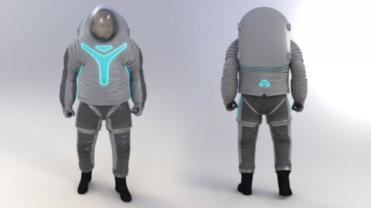 Public vote to send NASA astronauts to space in Tron spacesuit