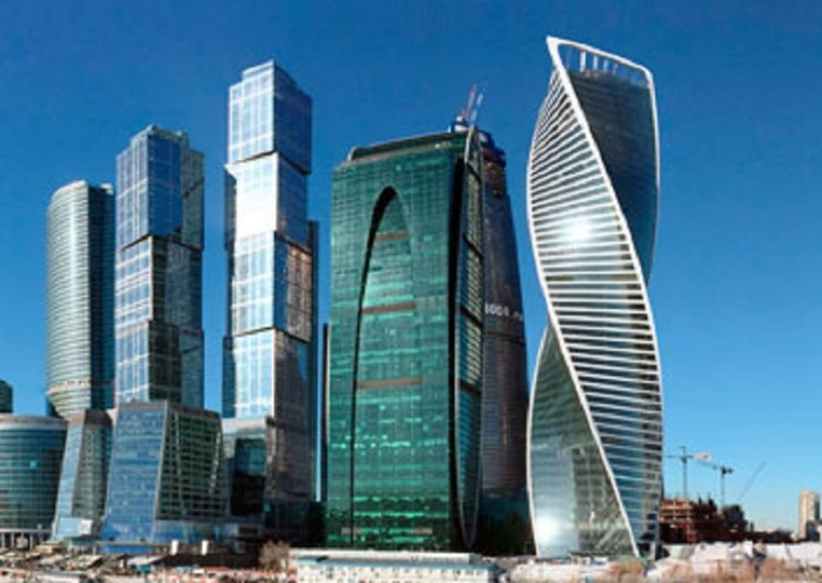 Evolution Tower : Moscow City's Spiral Architectural Landmark