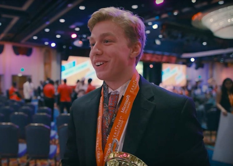 This 17-Year-Old Won the World Championship for Excel Spreadsheets