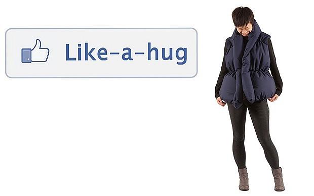 Like-a-Hug Vest: be happy!