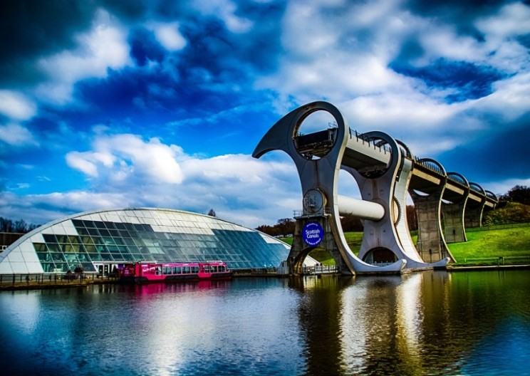 Travelling Full Circle with The Falkirk Wheel