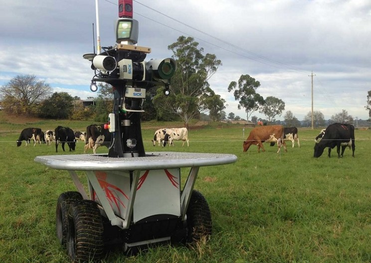 Farminators: Robots to replace Humans in Agriculture