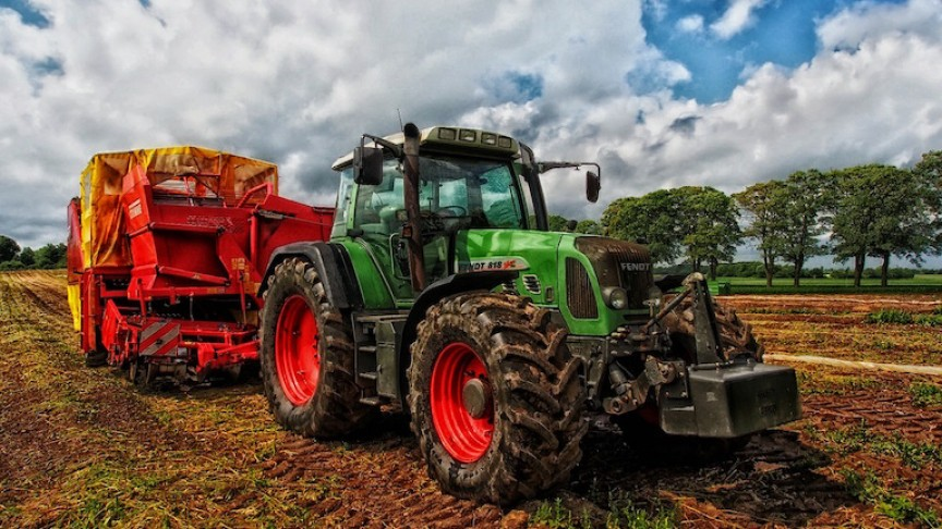 6 Machines that Make Modern Farming More Productive