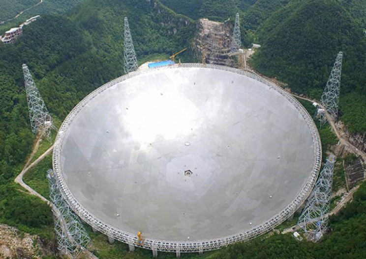 China Built the Largest Telescope in the World But Can't Find Anyone to Run It