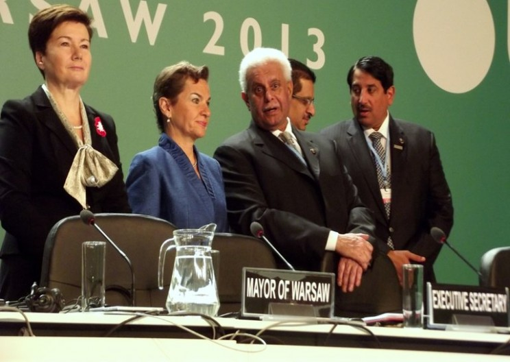 Climate change…who are the world's most switched on politicians?