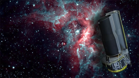 NASA Telescope Offers 360 Degree View of Milky Way