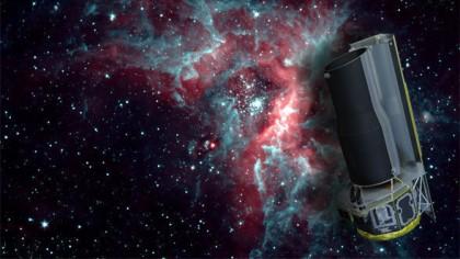 NASA Telescope Offers 360 Degree View of Milky Way