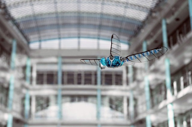 Prehistoric Dragonfly is Now Futuristic BioniCopters