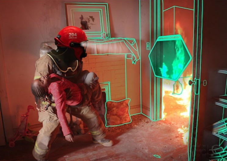Technological Advances Take Firefighting to the Next Level