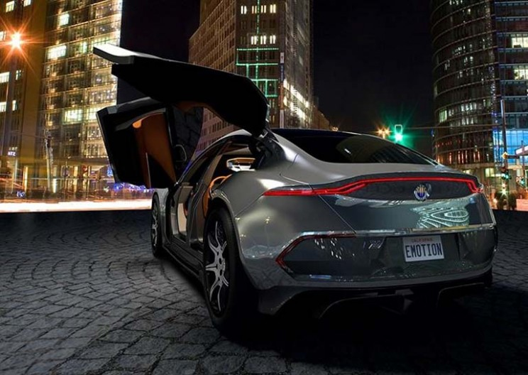 Legend Henrik Fisker Reveals His Tesla Rival That Can Charge in Just 9 Minutes
