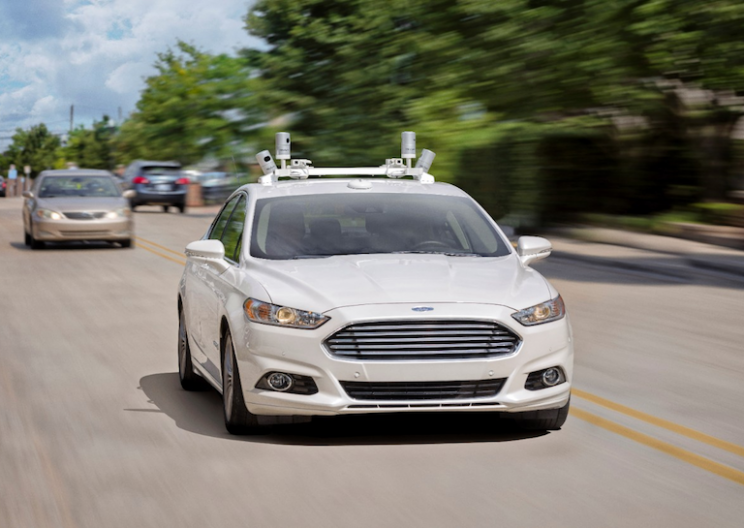 Ford's New Self-Driving Car Won't Have Pedals or Steering Wheel – Coming in 2021