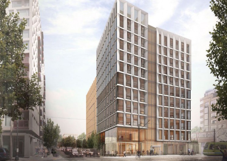America's First Wooden Skyscraper Is Approved For Construction