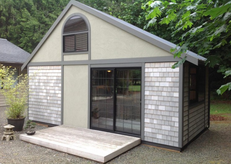 An Impressively Luxurious 280 Square Foot Tiny Home