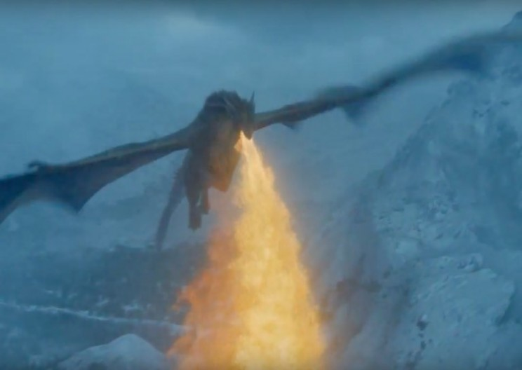 Are the Game of Thrones Dragons the Nukes of Westeros?