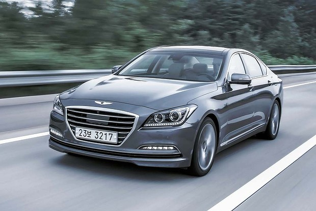 New Hyundai Genesis beats speed cameras by automatically slowing down