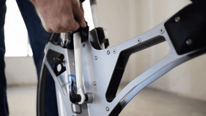 Transform Your Bike into an Electric Bicycle with No Tools