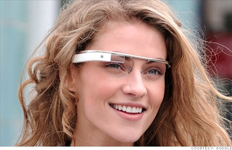 Google Glass Gives You an Interactive Window on the World