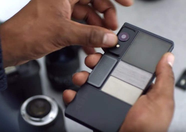 Google Finally Unveils Their Fully Customizable Smartphone – Project ARA