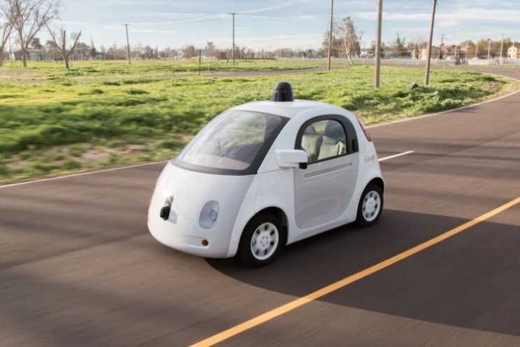 Google self-drive cars are going to hit the roads in California