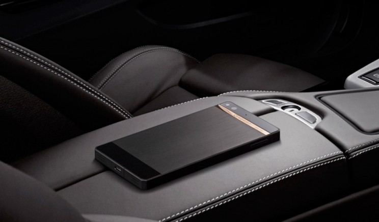 Gresso's $5,000 Regal Black Edition luxury Android phone