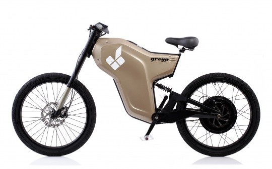 Electric Bike from Rimac