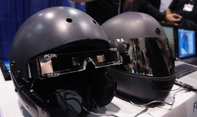 GUARDIAN smart helmet offers motorcyclists extra safety and functionality