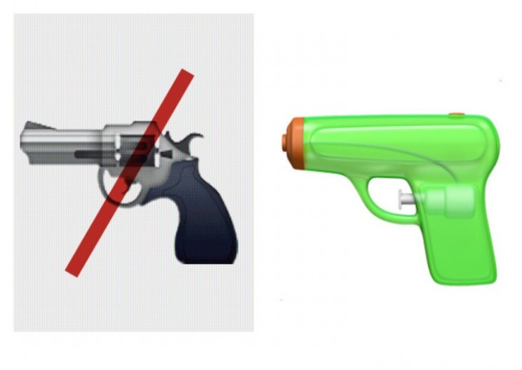 Apple Takes Out the Big Gun (and is Replacing it with a Squirt Gun)