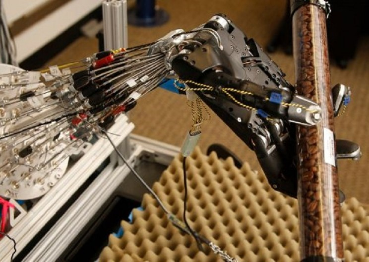 Robotic Hands that Teach Themselves to Move