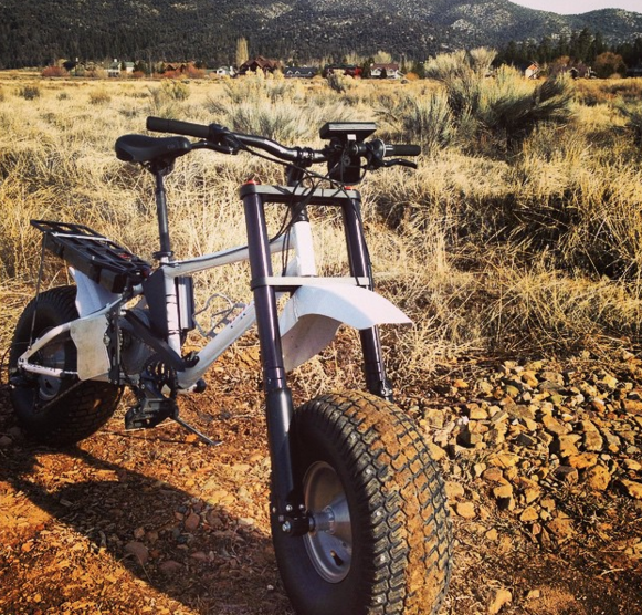 Electric Off-Road Bike - Hanebrink
