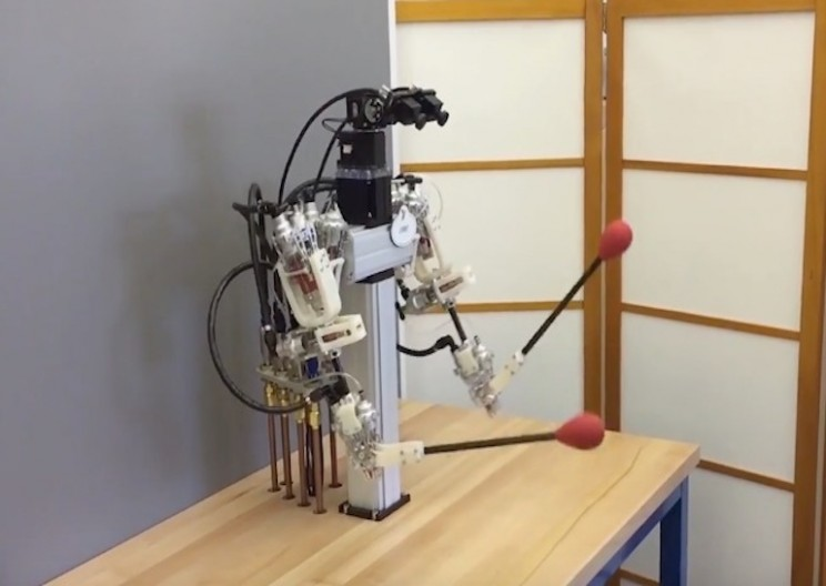 Disney's New Robot is So Precise it Can Thread a Needle