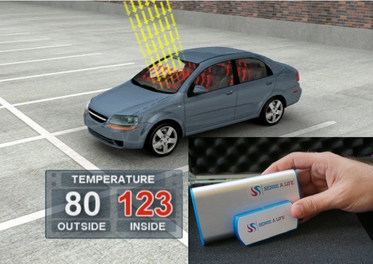 New Life-Saving Device Created to Save Kids from Hot Cars