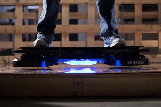 Hendo Hoverboards will have you floating on air