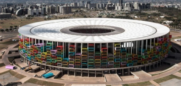Empty World Cup stadiums in Brazil could be transformed into affordable housing