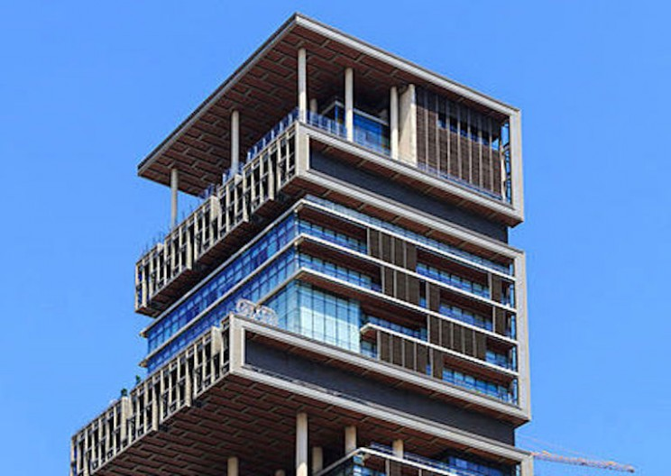 The Most Expensive House in the World Stands 27 Stories Tall
