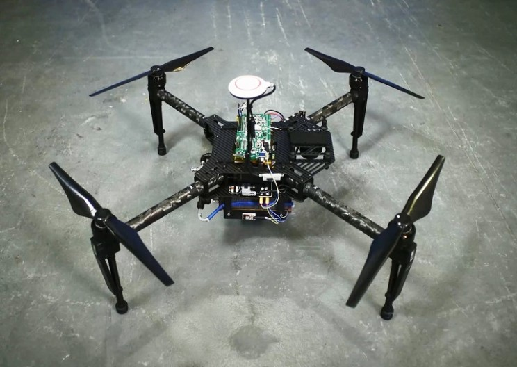 These hydrogen fuel cells can keep a drone in air for up to two hours