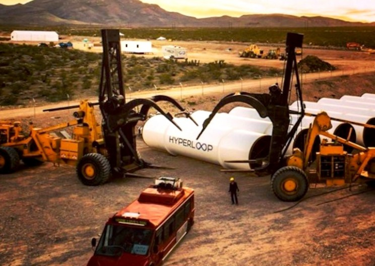 Hyperloop Technologies to Give Demonstrations in May
