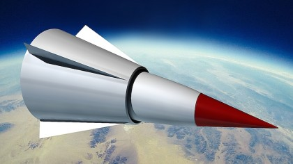 China Successfully Tested a New Hypersonic Missile