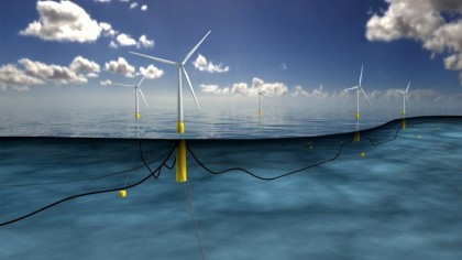 The Largest Floating Wind Farm in the World Will Be Built Off Scottish Coast