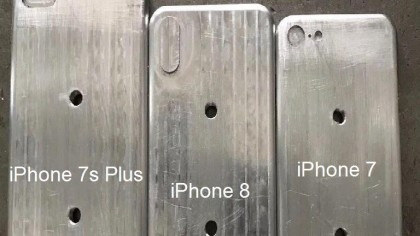 New Leaked Photos of iPhone 8 Reveal Dual Back Cameras