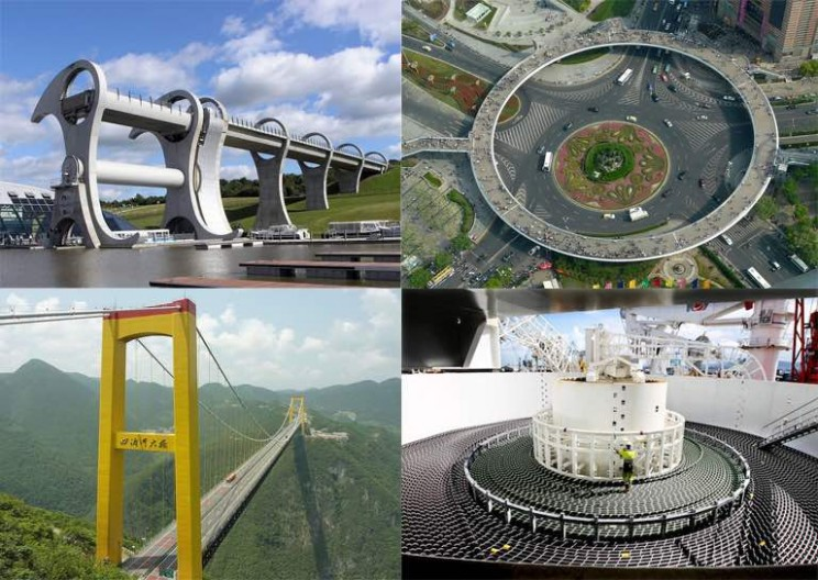 Interesting Engineering Decisions Around the World