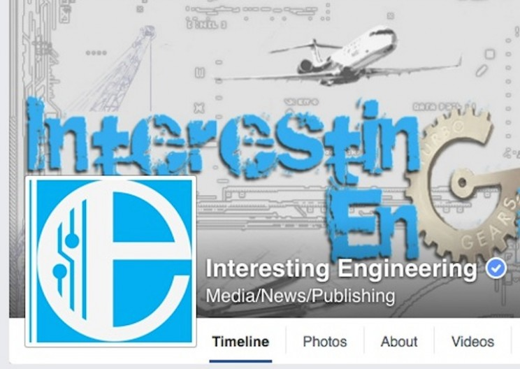 Interesting Engineering's Facebook Page Taken Down on Fake Complaint [UPDATE] WE'RE BACK!