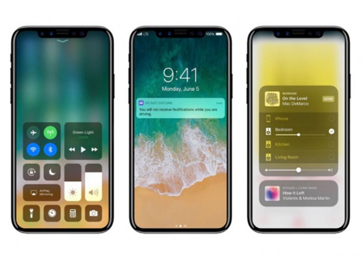Apple's Software Leak Reveals Secret Details About the New iPhone 8