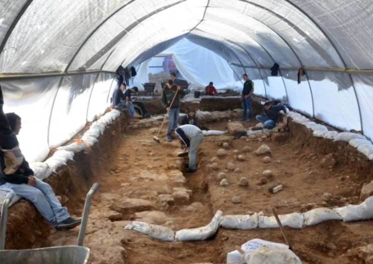 Archaeologist Discover Ancient Battle Site of Jerusalem