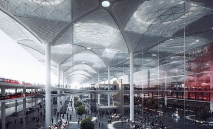 New Istanbul airport is to be world's busiest thanks to largest terminal in the world