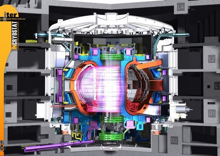 World's Largest Fusion Reactor will Harness the Power of the Sun