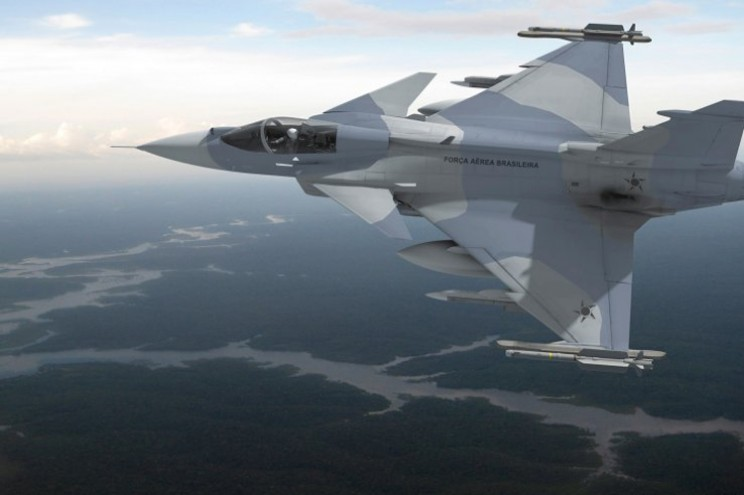 Sweden's New Generation Fighter Jet